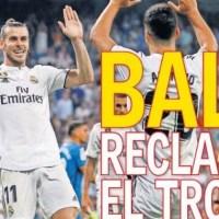 Bale reclama el trono, la década gloriosa de Messi | Las Portadas