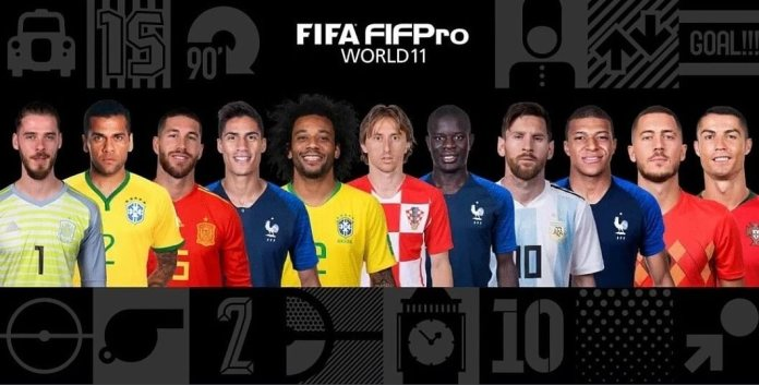 Once Ideal FIFPro 2018