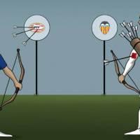 Memes Valencia-Juventus Champions 2018 | Los mejores chistes