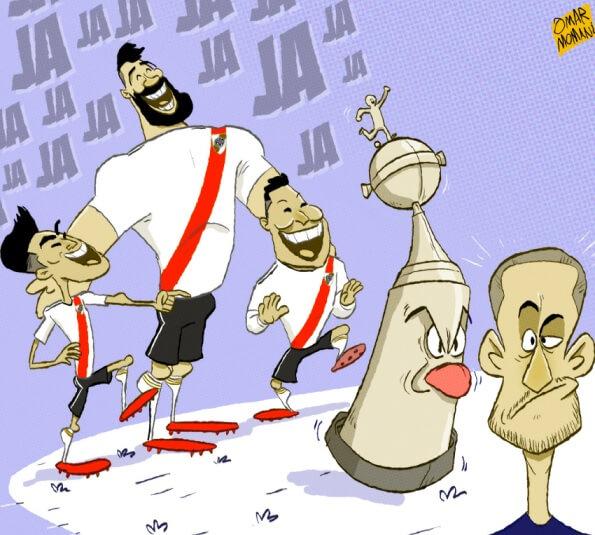 Memes River-Boca Final Libertadores