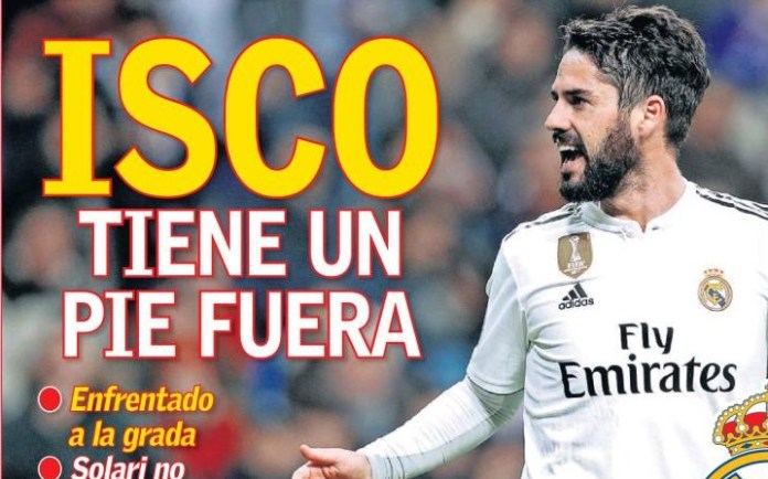 Isco con un pie afuera, nueva crisis en la casa blanca, Madrid-Leganés y Levante-Barça en Octavos de Copa