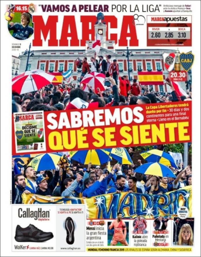 Portada Marca 9/12/2018