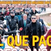 Las Portadas Deportivas 23/01/2019 | Marca, As, Sport, Mundo Deportivo