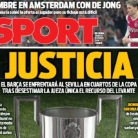 Las Portadas Deportivas 19/01/2019 | Marca, As, Sport, Mundo Deportivo