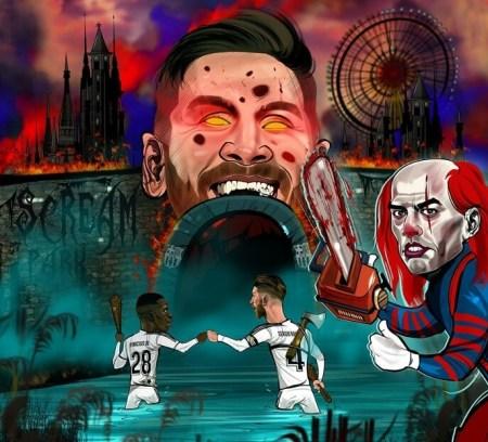 Memes Real Madrid-Barcelona Copa del Rey 2019   Bernabéu
