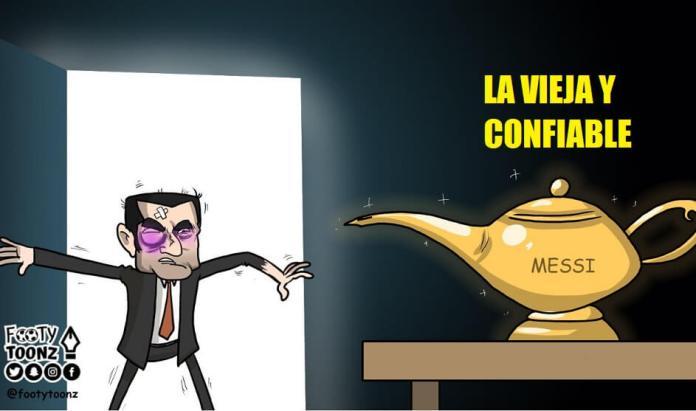 Memes Barcelona-Madrid Copa del Rey 2019