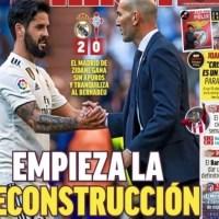 Las Portadas Deportivas 17/03/2019 | Marca, As, Sport, Mundo Deportivo