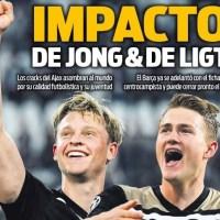 Las Portadas Deportivas 19/04/2019 | Marca, As, Sport, Mundo Deportivo