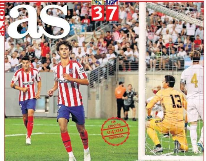 Las Portadas Deportivas 27/07/2019