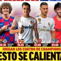 Las Portadas Deportivas 23/07/2019 | Marca, As, Sport, Mundo Deportivo