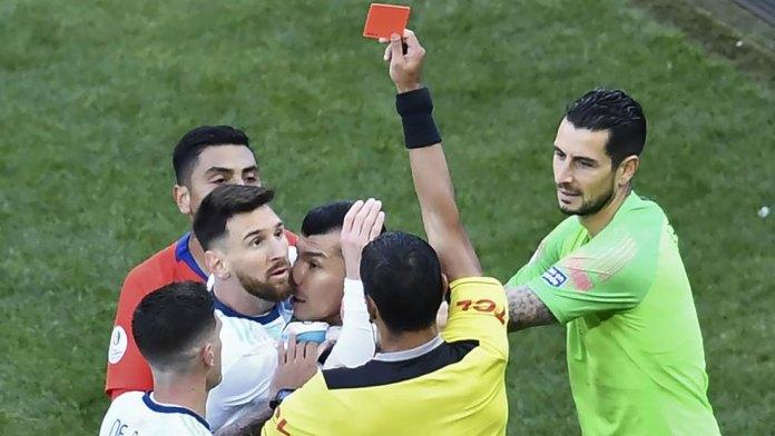 Leo Messi ya conoce la sanción de la Conmebol
