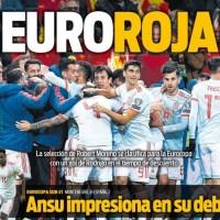 Las Portadas Deportivas 16/10/2019 | Marca, As, Sport, Mundo Deportivo
