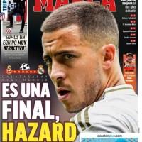 Las Portadas Deportivas 21/10/2019 | Marca, As, Sport, Mundo Deportivo