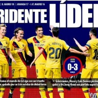 Las Portadas Deportivas 20/10/2019 | Marca, As, Sport, Mundo Deportivo