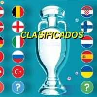 Los 20 Equipos Clasificados para la Eurocopa 2020