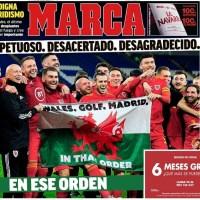 Portadas Diarios Deportivos 21/11/2019 | Marca, As, Sport, Mundo Deportivo