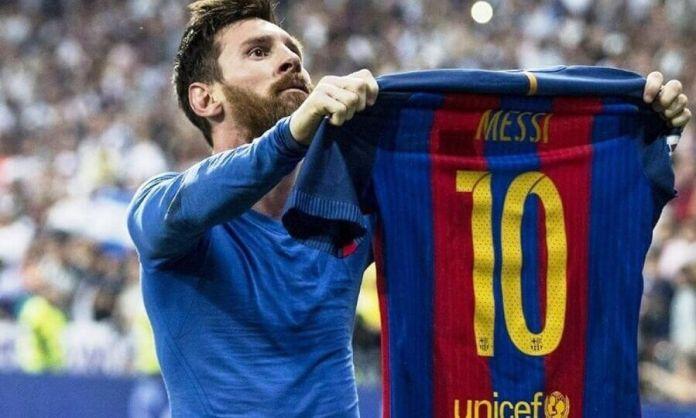 Leo Messi El Rey del Clásico   Números de Leyenda
