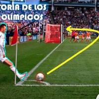 Gol Olímpico, Historia de la Obra de Arte del Fútbol