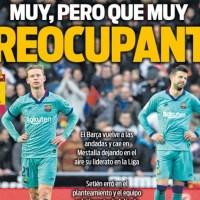 Portadas Diarios Deportivos Domingo 26/01/2020 | Marca, As, Sport, Mundo Deportivo