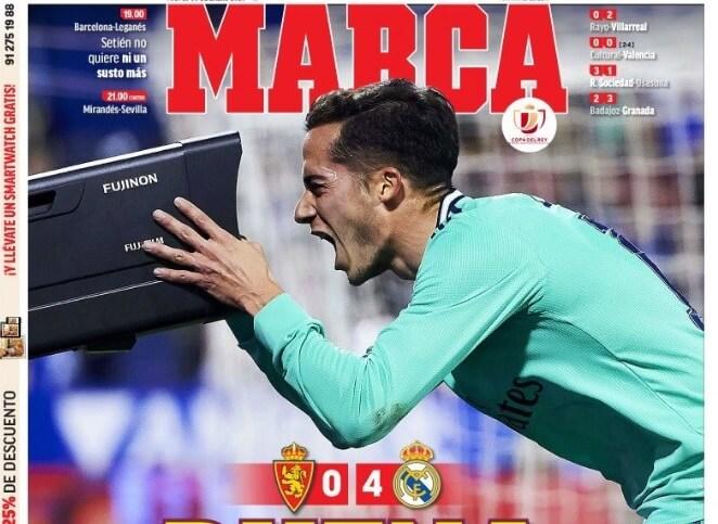 Portadas Diarios Deportivos Jueves 30