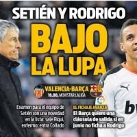 Portadas Diarios Deportivos Sábado 25/01/2020 | Marca, As, Sport, Mundo Deportivo