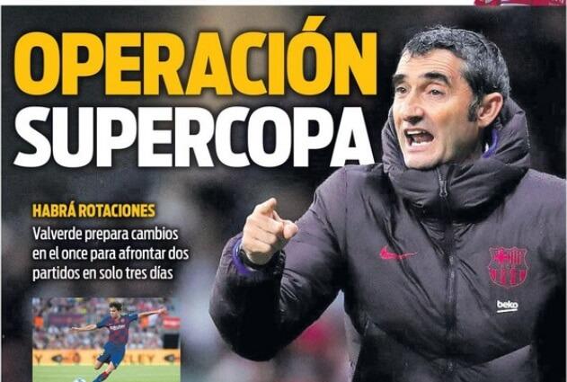 Portadas Diarios Deportivos Martes 7