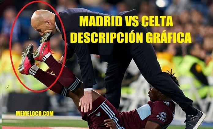 Memes Real Madrid-Celta de Vigo 2020