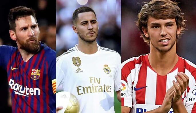 Los Jugadores Más Caros de la Liga Española 2020