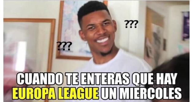 Memes Atalanta-Valencia Octavos Champions 2020