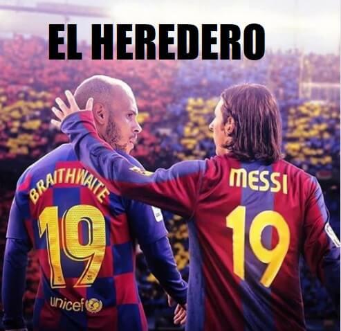 Memes Barcelona-Eibar 2020