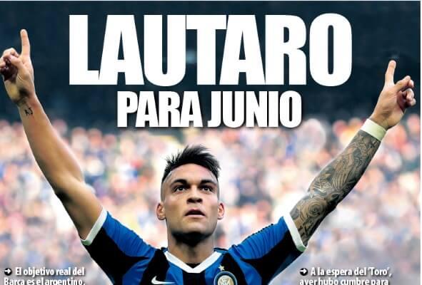 Portadas Diarios Deportivos Viernes 14