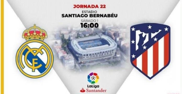 Alineación Real Madrid-Atlético