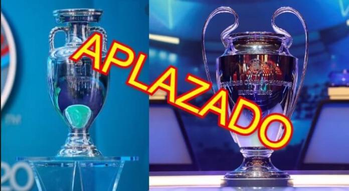 La Eurocopa se jugará en 2021