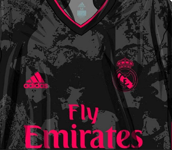 Camiseta Real Madrid 2020-2021 | Tercera Equipación