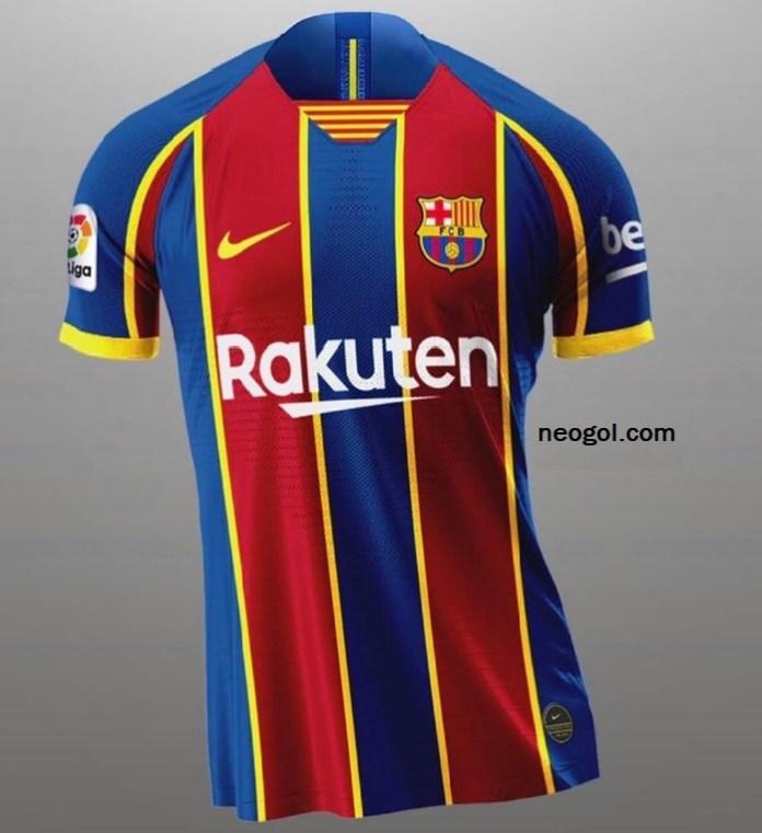 Camiseta Barcelona 2020-2021 Primera Equipación