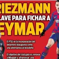 Portadas Diarios Deportivos Viernes 3/04/2020 | Marca, As, Sport, Mundo Deportivo