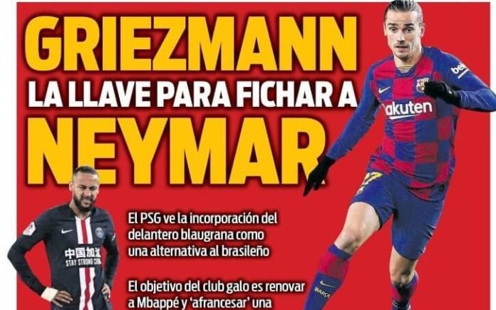 Portadas Diarios Deportivos Viernes 3