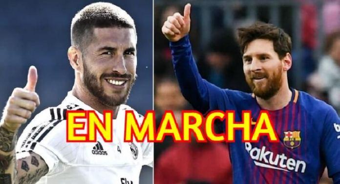 La Liga Española se pone en Marcha