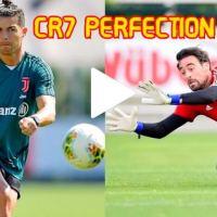 Cristiano Ronaldo consigue el Tiro Libre Perfecto!!