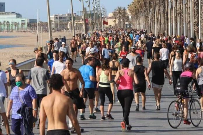 Comienza la Desescalada en España