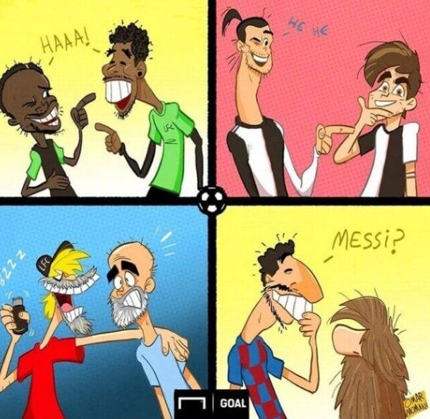 memes de la vuelta de la liga española