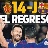 Portadas Diarios Deportivos Martes 26/05/2020 | Marca, As, Sport, Mundo Deportivo