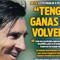 Portadas Diarios Deportivos Jueves 28/05/2020 | Marca, As, Sport, Mundo Deportivo