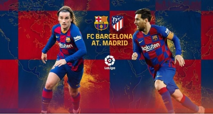 Canales que televisan el Barcelona Hoy en Latinoamérica | Barcelona-Atlético