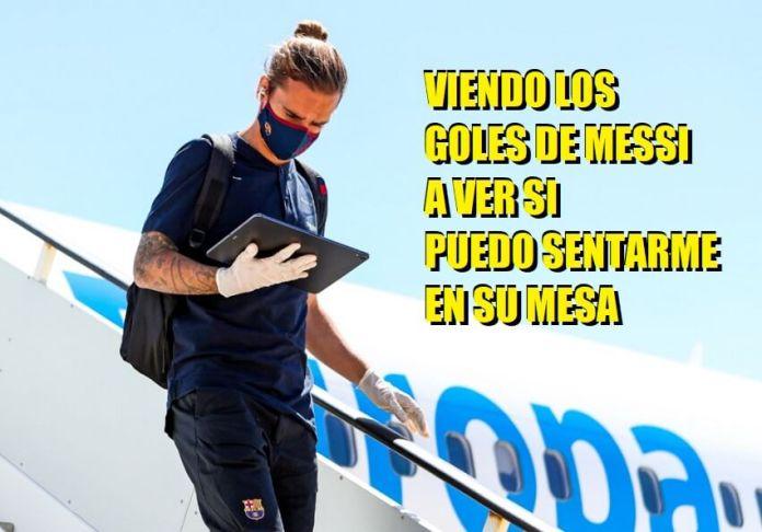 Memes Mallorca-Barcelona 2020