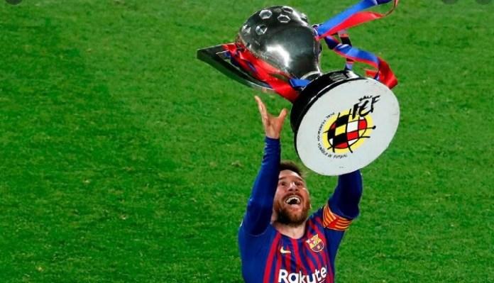 """Messi: """"Volvió el fútbol y estoy listo para ganar La Copa"""""""