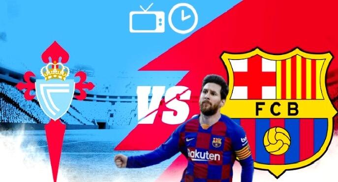 ¿Dónde Televisan el Barcelona Hoy? Celta-Barça