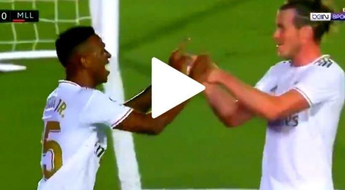 Gol de Vinicius con otra Polémica en el VAR
