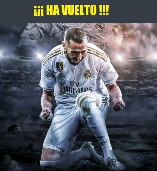 Memes Real Madrid-Valencia 2020