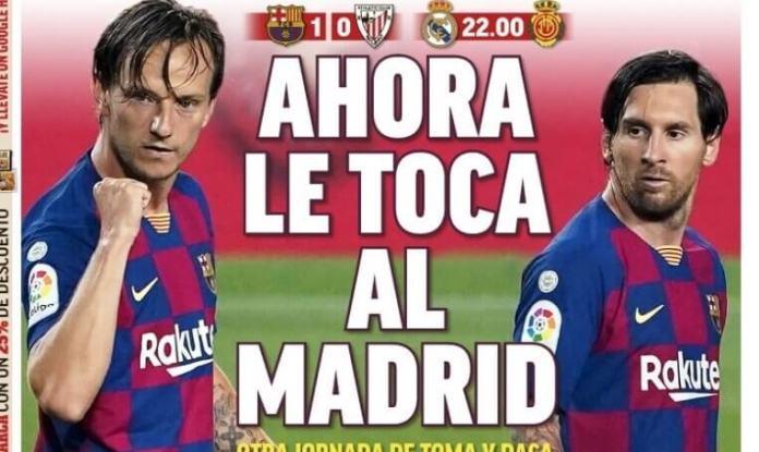 Portadas Diarios Deportivos Lunes 24/06/2020
